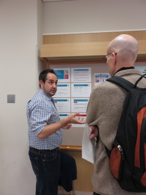 Poster Session - Carlos Budding from AIU